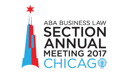 ABA Business Law Event 2017